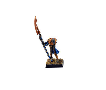 TOMB KINGS Liche Priest #2 Warhammer Fantasy WELL PAINTED FINECAST