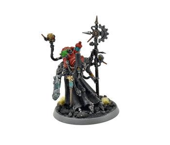 ADEPTUS MECHANICUS Tech-Priest Dominus #1 WELL PAINTED 40k