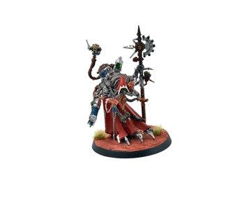 ADEPTUS MECHANICUS Tech-Priest Dominus #3 WELL PAINTED Warhammer 40k