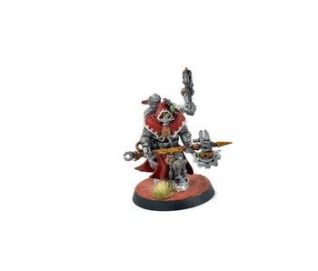 ADEPTUS MECHANICUS Tech-Priest Enginseer #1 WELL PAINTED Warhammer 40k