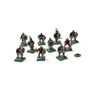 EMPIRE 10 Swordsmens State Troops #3 Warhammer Fantasy
