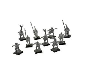 EMPIRE 10 Spearmen #1 Warhammer Fantasy
