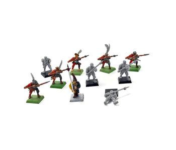 EMPIRE 10 Spearmen #5 Warhammer Fantasy