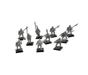 EMPIRE 10 Spearmen #3 Warhammer Fantasy