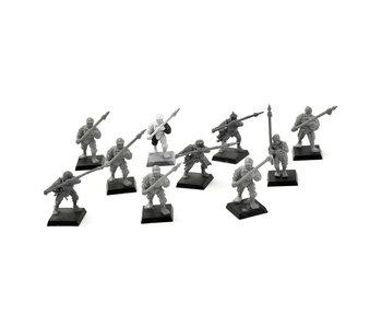 EMPIRE 10 Spearmen State Troops Warhammer Fantasy