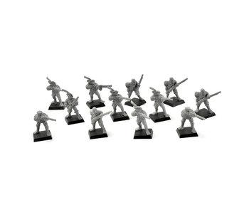 EMPIRE 12 Handgunners #1 Warhammer Fantasy