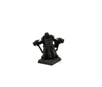 EMPIRE Warrior Priest #1 METAL Warhammer Fantasy
