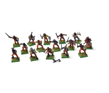 EMPIRE 15 Militia #1 Warhammer Fantasy WELL PAINTED