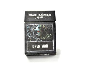 WARHAMMER Open War Cards Warhammer 40k