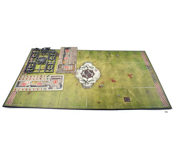 BLOOD BOWL Dugout And Pitch Accessories Warhammer Fantasy