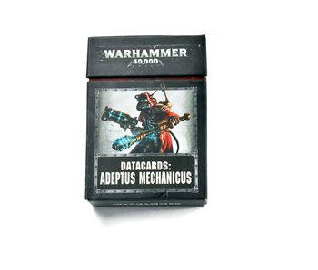 ADEPTUS MECHANICUS Datacards Warhammer 40k
