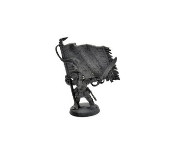 ASTRA MILITARUM Colour Sergeant Kell #1 FINECAST Warhammer 40k