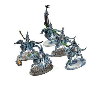 OSSIARCH BONEREAPERS 5 Kavalos Deathriders #3 Warhammer Sigmar
