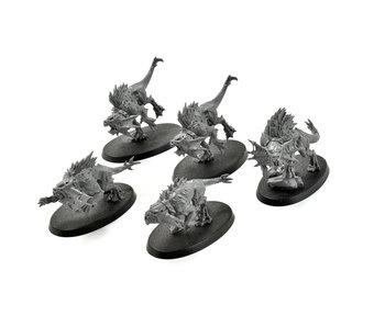DAEMONS OF KHORNE 5 Flesh Hounds #1 Warhammer Sigmar
