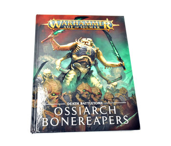 OSSIARCH BONEREAPERS Battletome Warhammer Sigmar Good condition