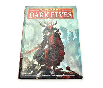 DARK ELVES Army Book codex Warhammer Fantasy Good condition