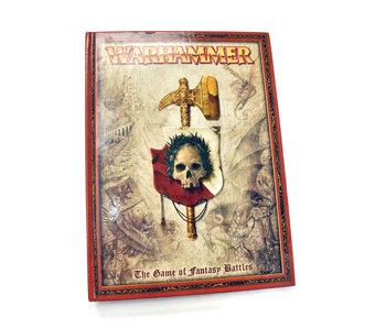 WARHAMMER Rulebook Book Warhammer Fantasy Good condition