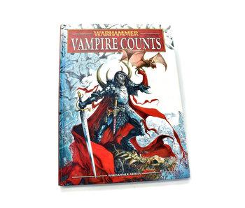 VAMPIRE COUNTS Army Book Codex Warhammer Fantasy Good condition