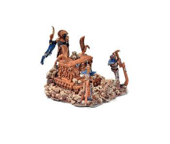 TOMB KINGS Casket of Souls #1 METAL Warhammer Fantasy missing 1 hand