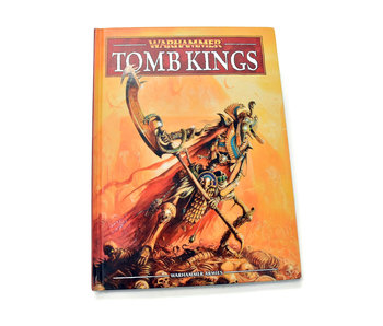 TOMB KINGS Army Book Codex Warhammer Fantasy Good condition