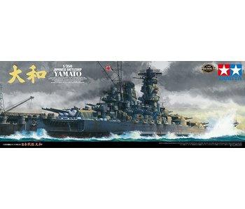 Tamiya 1/350 Ijn Yamato