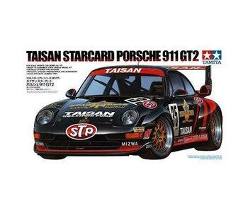 Tamiya Taisan Starcard Porsche 911 Gt2 (1/24)
