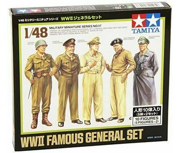 Tamiya 1/48 Famous Generals