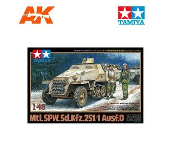Tamiya 1/48 Mtl.Spw.Sd.Kfz 251/1 Ausf D