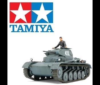 Tamiya 1/48 Panzer Ii A/B/C (French)