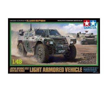 Tamiya 1/48 Jgsdf Light Armored Vehicle