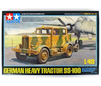 Tamiya 1/48 Heavy Tractor Ss-100
