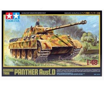 Tamiya 1/48 Panther Ausf D