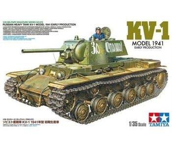 Tamiya Kv-1L 1941 Early (1/35)