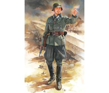Tamiya 1/16 German Field Commander