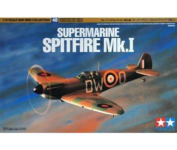 Tamiya 1/72 Supermarine Spitfire Mk.1