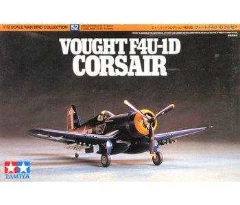 Tamiya 1/72 Corsair F4U-1D