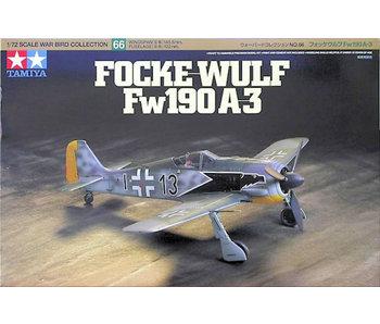 Tamiya 1/72 Focke Wulf 190 A-3