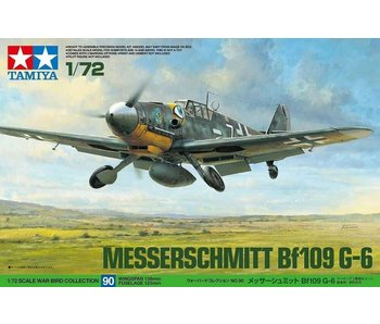 Tamiya 1/72 Bf109 G-6