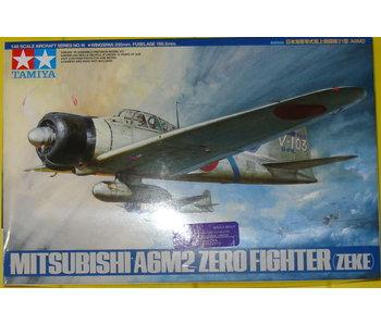 Tamiya A6M2 Zero Fighter Type 21 (1/48)