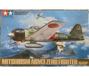 Tamiya A6M3 Zero Carrier Model 32 (1/48)
