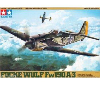 Tamiya Focke-Wulf Fw190 A-3 (1/48)