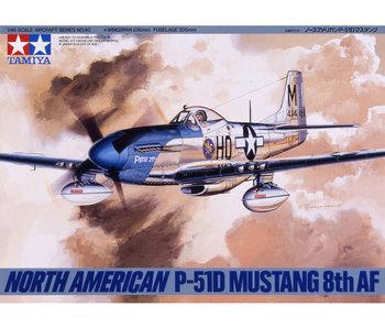 Tamiya North American P-51D Mustang 8Th Af (1/48)