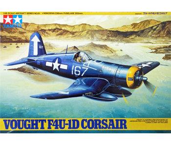 Tamiya Chance Vought F4U-1D Corsair (1/48)