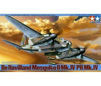 Tamiya 1/48 Dehavilland Mosquito B Mk Iv/ Pr Mk Iv