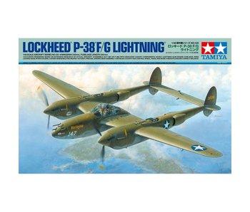 Tamiya 1/48 P-38 F/G Lightning