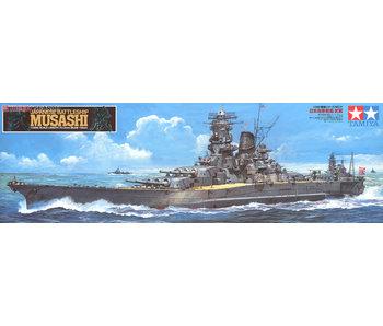 Tamiya 1/350 Musashi