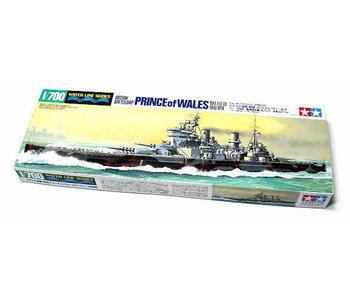 Tamiya Prince Of Wales Battleship (1/700)
