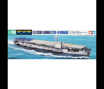 Tamiya Us Escort Carrier Cve-9 Bogue (1/700)