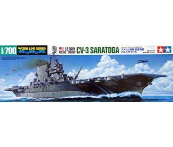 Tamiya 1/700 Cv-3 Saratoga