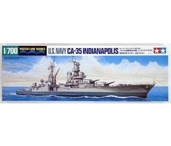 Tamiya 1/700 Indianapolis
